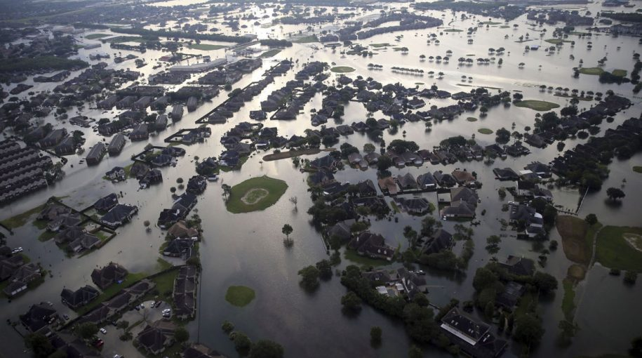 Refiners ETF Cleans Up in Hurricane Harvey's Mess