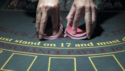 Casino ETF Deals Up 26% Year-To-Date Gain