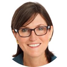 Catherine Wood - Chief Investment Officer & CEO, ARK Invest