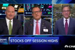 ETF Trends' Tom Lydon on State of the Markets on CNBC's Closing Bell