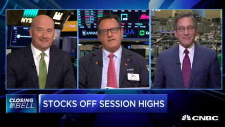 ETF Trends' Tom Lydon Talks Markets on CNBC's Closing Bell
