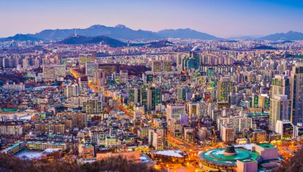 South Korea ETF Continues to Impress