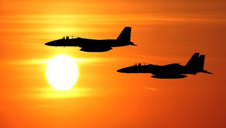 Familiar Catalyst Boosts Hot Aerospace & Defense ETFs