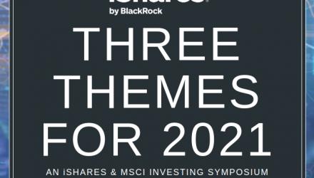 2020 iShares and MSCI Investing Symposium