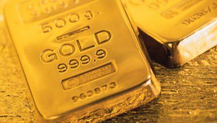 Investors Don't Abandon Gold ETFs