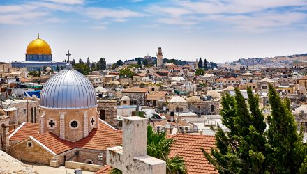 A New ETF to Capture Innovative Israel Companies
