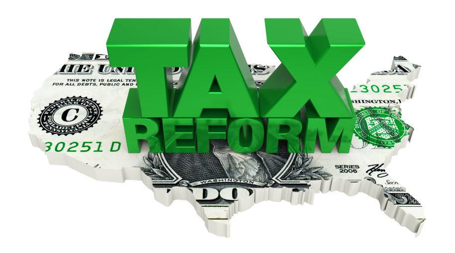 An ETF Play for U.S. Tax Reform
