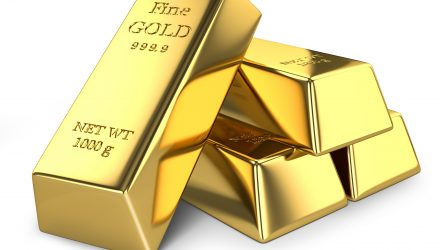 Gold ETF Shows Its Luster in New Year