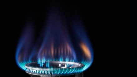 Natural Gas ETF Tests Long-Term Trendline