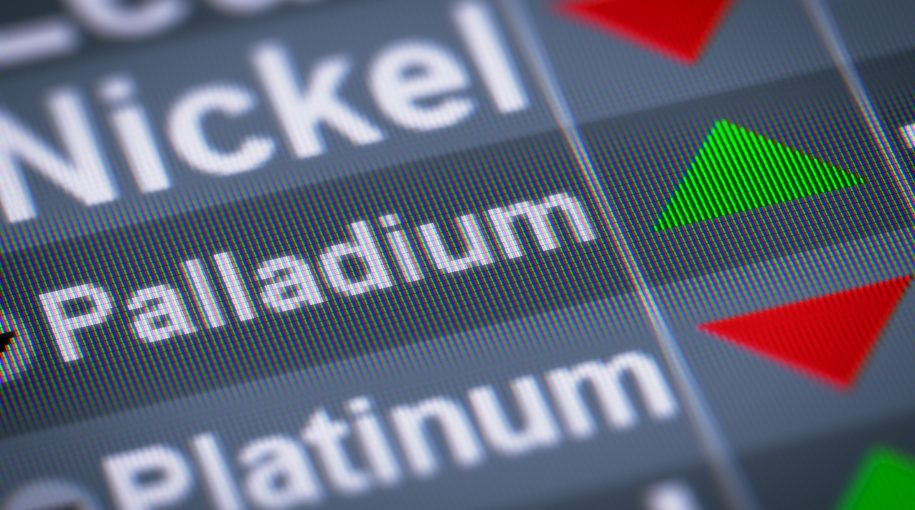 Palladium ETF Continues Its Blistering Pace