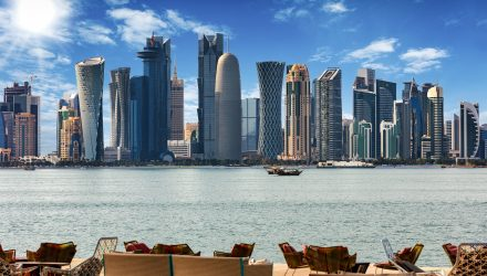 Qatar ETF Jumps as Investors Look for Dividends