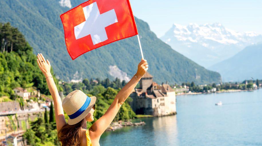 Switzerland ETF Runs to Record Highs
