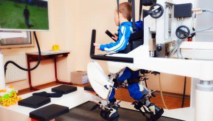 Healing Power of Exoskeleton Technology