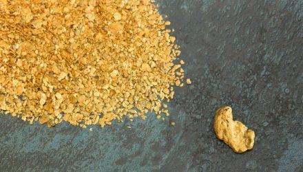 Investors Return to Big Gold Miners ETF