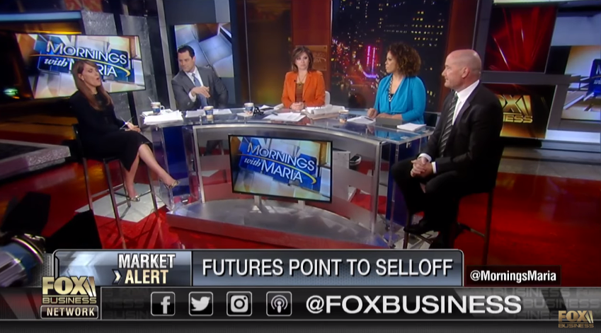 Lydon on 'Mornings With Maria': Why Investors Should Look Outside the U.S.