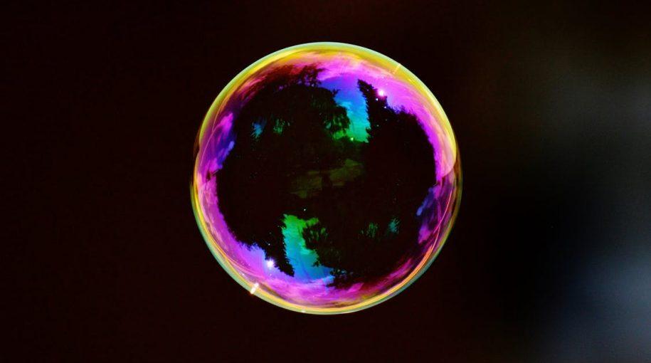 The Irony Bubble Bursts