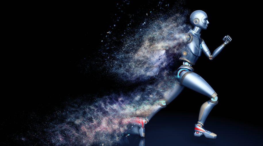 A Robot That Sweats?