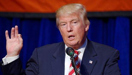 Trump Trade War Has Investors Seeking Safety