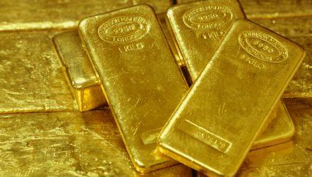 Golden First Quarter for Gold ETFs