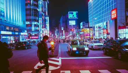 Japan ETF Attracts Billion Dollar Flows