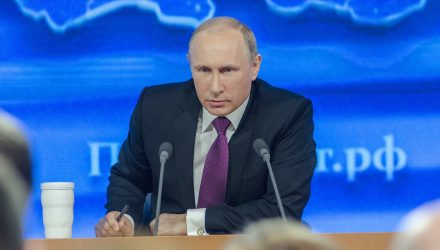 Russia ETFs Falter Following Putin Election Win