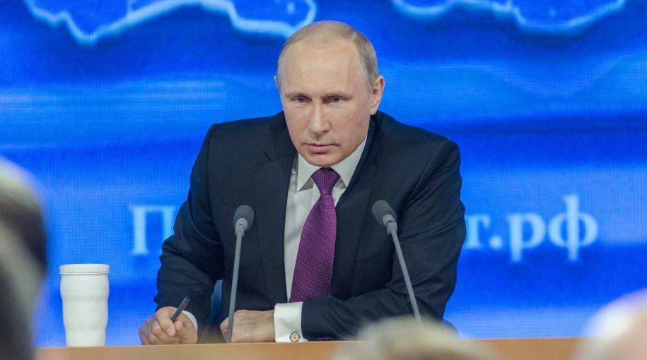 Russia ETFs Falter Following Putin Election Win