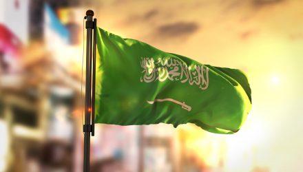 Saudi Arabia ETF Pops as Investors Wait on FTSE Decision