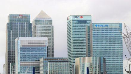 Bank, Financial ETFs Await Earnings Season