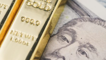 Investors Flock Back to Gold, Gold ETFs