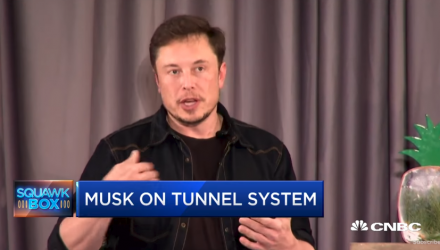 Elon Musk Digs Deeper into Hyperloop Plan