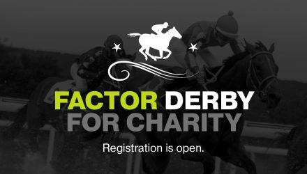 Oppenheimer Factor Derby: Win 25K (for Charity)