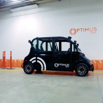 Optiumus Ride Leads Charge on Self-Driving Cars