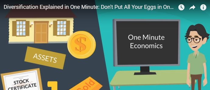 Diversification Explained in 1 Minute