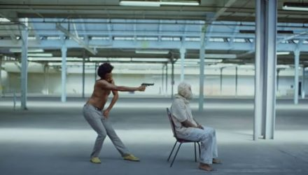 this is america video takes on gun violence