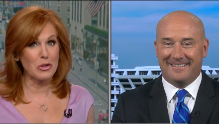 Talking Patriotic Portfolios with Liz Claman on Fox Business