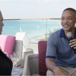 Will Smith Tries Online Dating with Robot Sophia