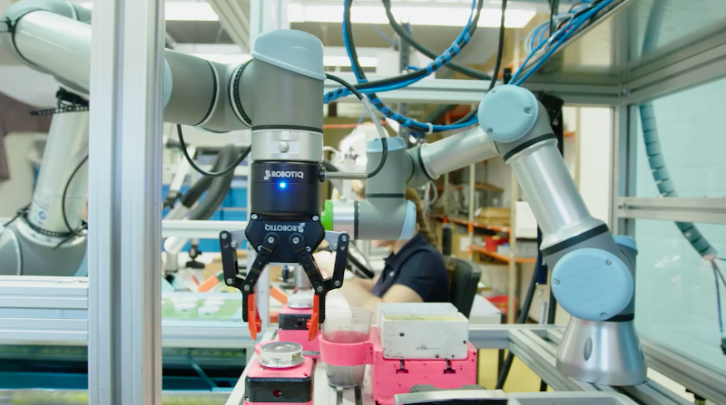 6 Industries Improved by Robotic Automation