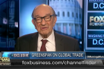 Alan Greenspan Says Tariffs Essentially a Tax