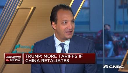 China ETFs Sink on News of Trump Tariffs