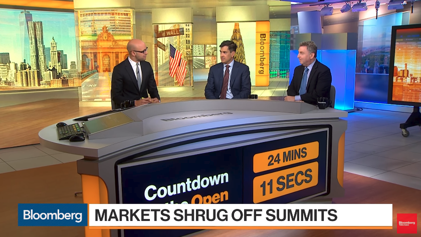 Economics Allow Markets to Shrug Off Politics