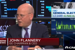 General Electric CEO John Flannery On GE Strategy