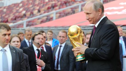 Get a Kick Out of 5 Russian ETFs During World Cup