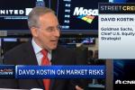 Goldman Sachs Strategist Sees Weaker Stock Prices Despite Higher Earnings