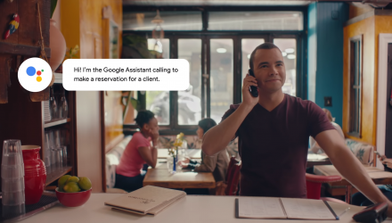 Google Duplex AI Assistant Makes Human-Sounding Calls to Book Appointments for You
