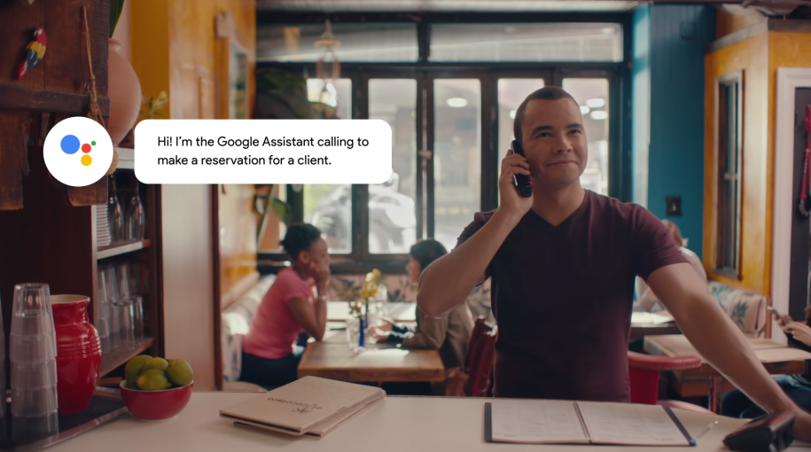 Google AI Will Call & Book Your Appointments