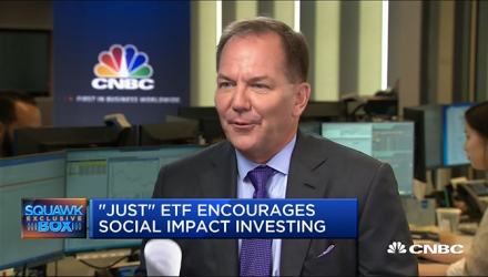 Goldman Sachs ETF Taps Into Paul Tudor Jones' Just Capital