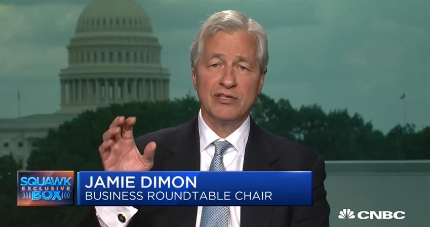 Jamie Dimon: Tariffs Aren't the Way to Go