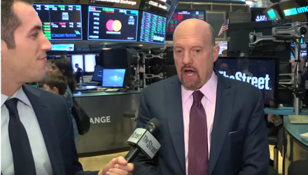 Jim Cramer Says Negative Market News Overblown