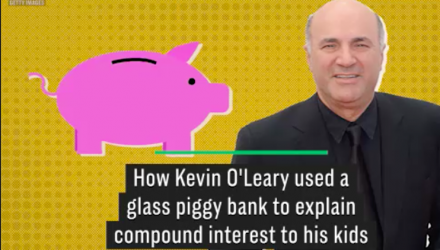 Kevin O'Leary: How to Teach Kids About Investing