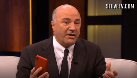 Kevin O'Leary Beanstox App